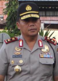 Kapolda Jateng Irjen Pol. Drs. Dwi Priyatno
